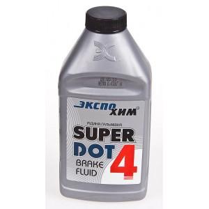 Тормозная жидкость DOT-4 Супер 0,45 кг