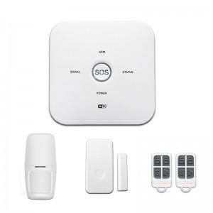 GSM Сигнализация комплект WL-JT-10GXF