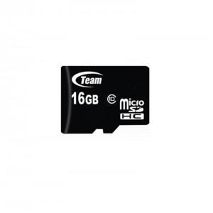 Карта памяти 16GB Team Group microSD class10