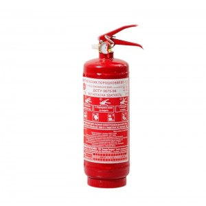 Огнетушитель порошковый ВП-1 (з)