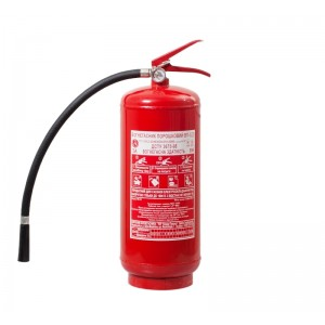 Огнетушитель порошковый ВП-5 (з)