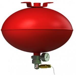 Модуль порошкового пожаротушения Бранд-15-В-ВЗ, Бранд-15-СВ-ВЗ