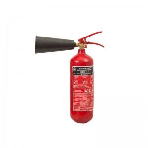 Огнетушитель углекислотный ВВК-1,4