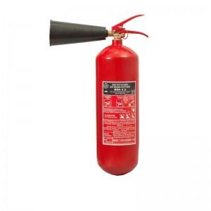Огнетушитель углекислотный ВВК-3,5