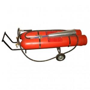 Огнетушитель углекислотный ВВК-56
