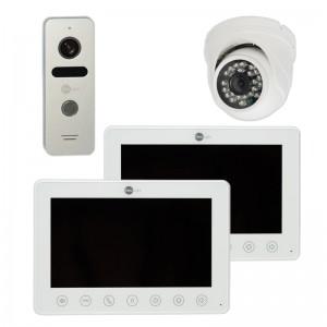 Комплект «Люкс+» видеодомофона NeoLight Omega