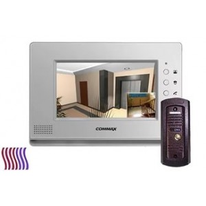 Видеодомофон CDV-71AM silver/AT-305C