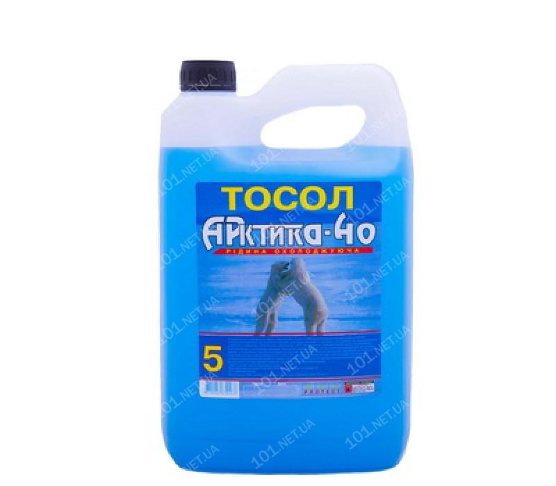 Тосол Арктика-40 -24С (кан. 5л)