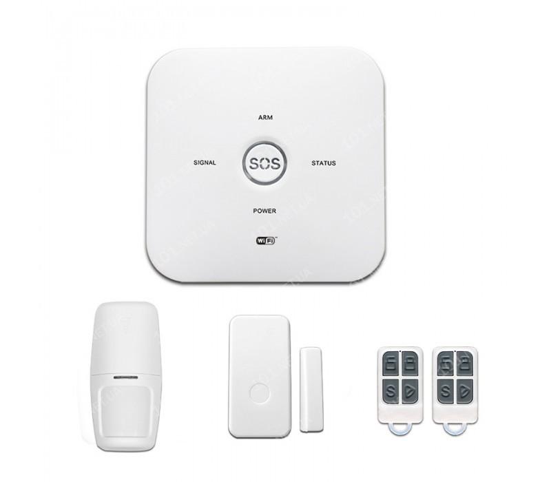 GSM Сигнализация комплект WL-JT-10GDF