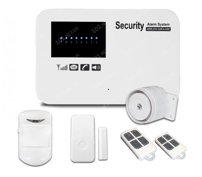 GSM Сигнализация комплект WL-JT-11G