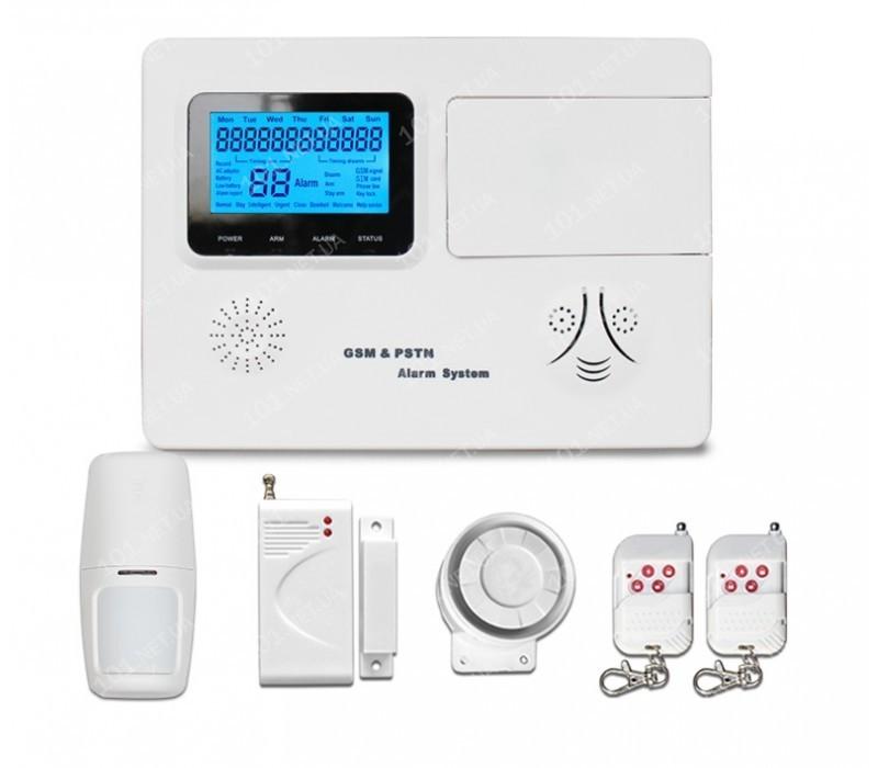 GSM Сигнализация комплект WL-JT-99S