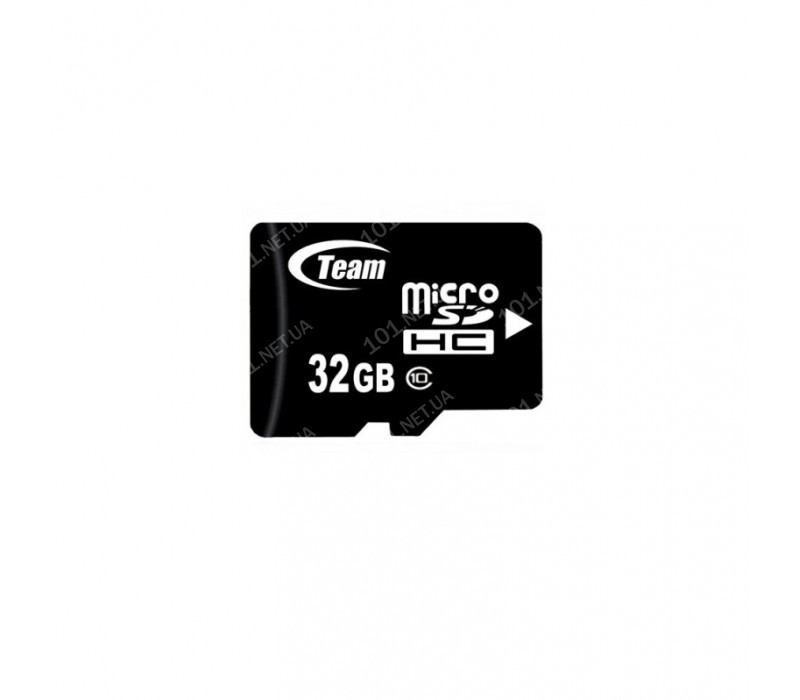 Карта памяти 32GB Team Group microSD class10
