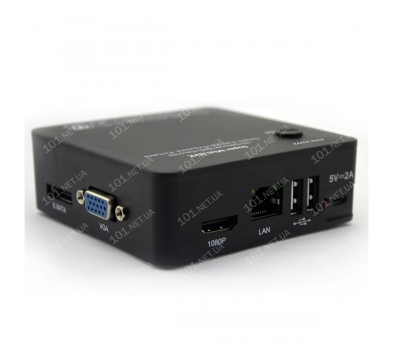Сетевой мини - видеорегистратор ESCAM MINI NVR K108