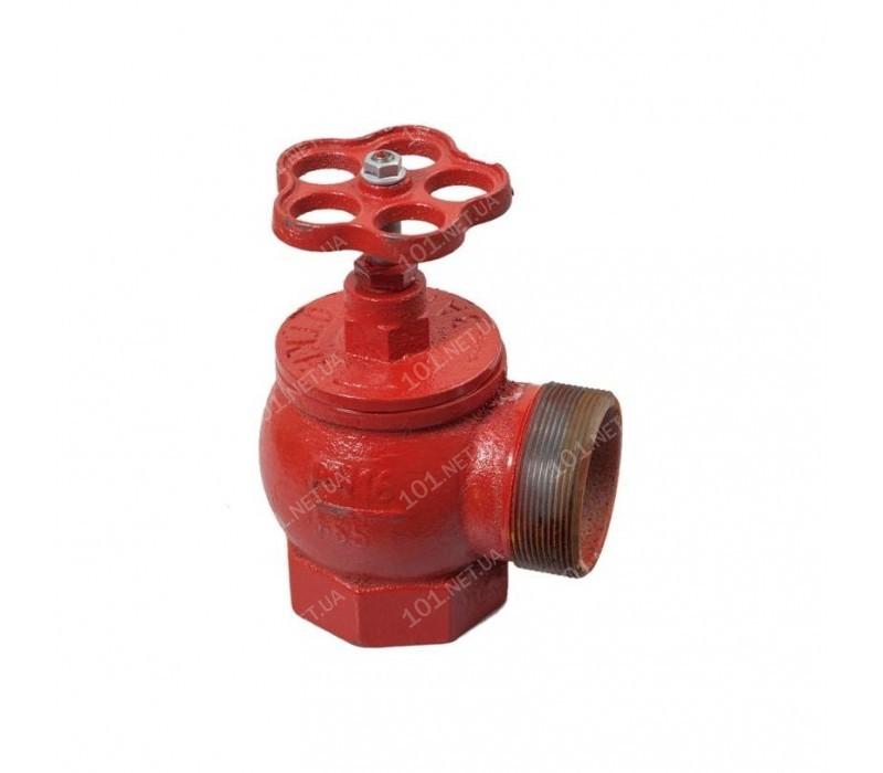 Вентиль пожарный угловой Ду50 ВН