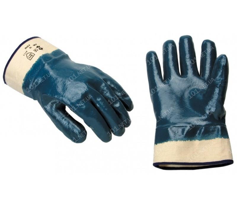 Перчатки МБС с жестким манжетом