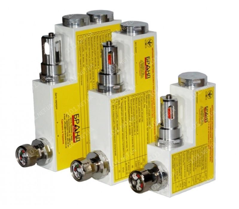 Автономный модуль газового пожаротушения локального применения СПГа Импульс-Микро