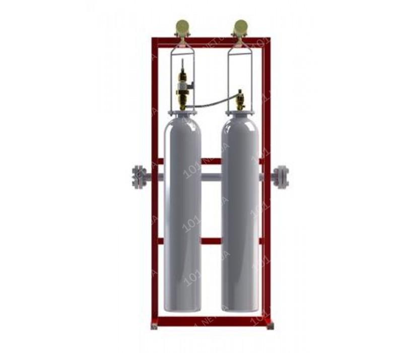Батареи газового пожаротушения Импульс