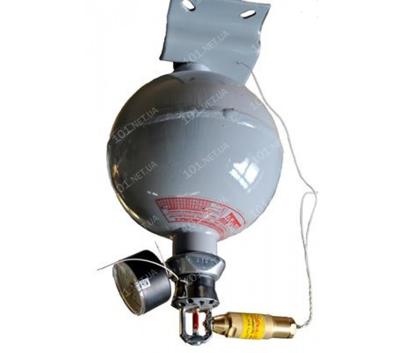 Модуль газового пожаротушения ИМПУЛЬС-2-ВЗ