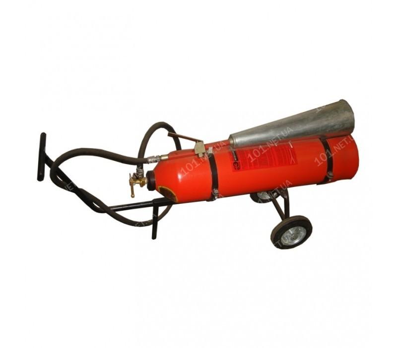 Огнетушитель углекислотный ВВК-18