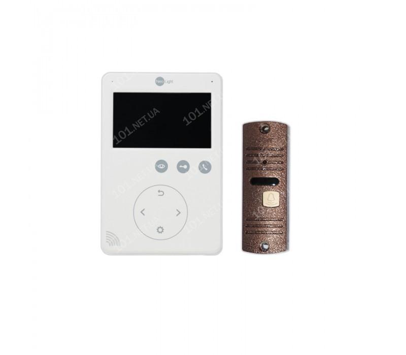 Комплект видеодомофона NeoLight Tetta