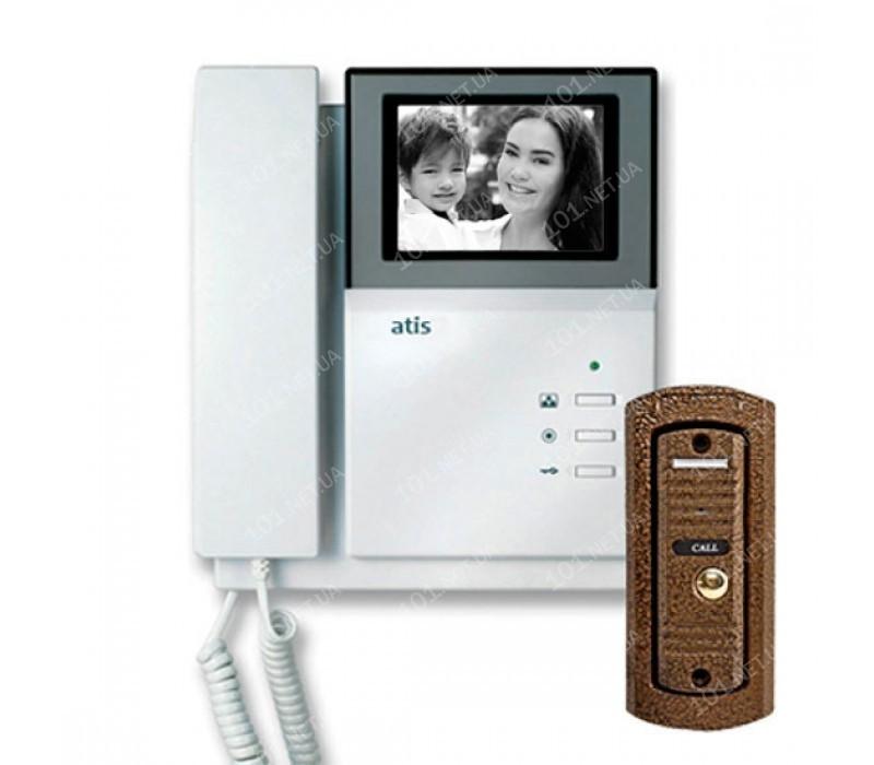 Видеодомофон AD-228PF2/AT-305 gray