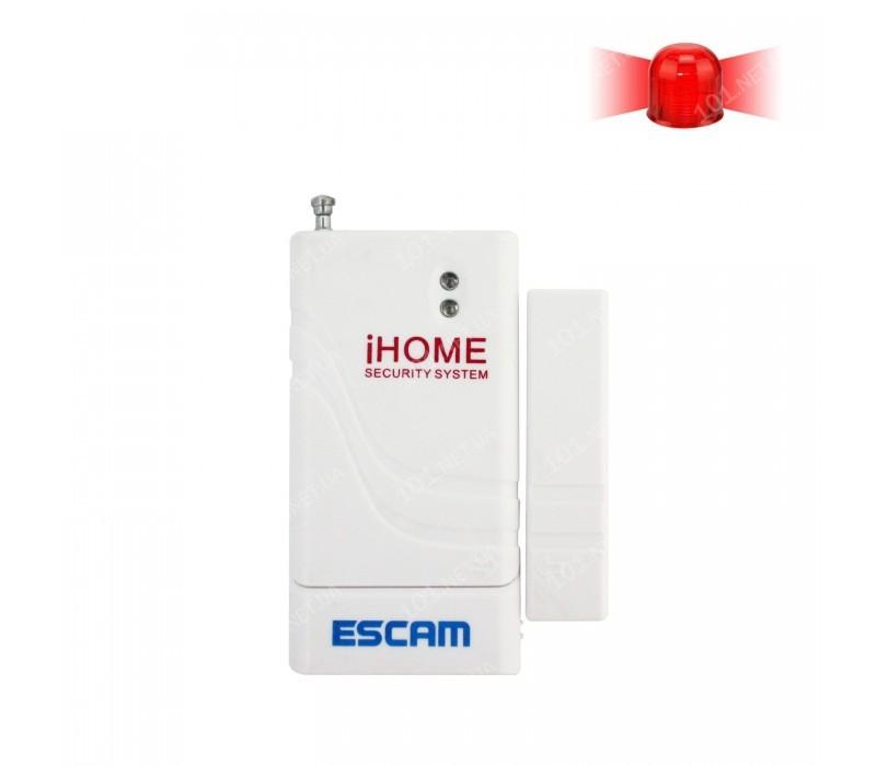Беспроводной датчик открывания двери ESCAM AS001
