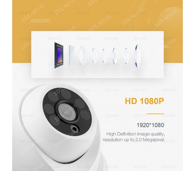 IP камера ESCAM QH001