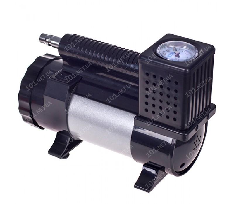 "Компрессор ""Торнадо"" КА-Т12181 150psi/15Amp/40л/фонарь/прикур.+переходник/шланг 3,0м"