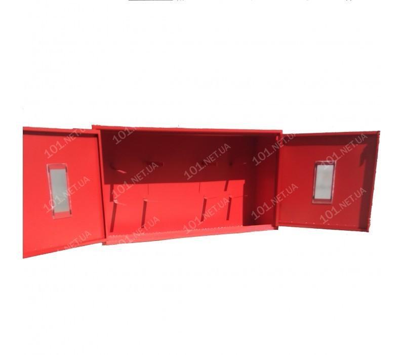 Стенд пожарный закрытого типа со стационарным ящиком для песка (0,12куб)