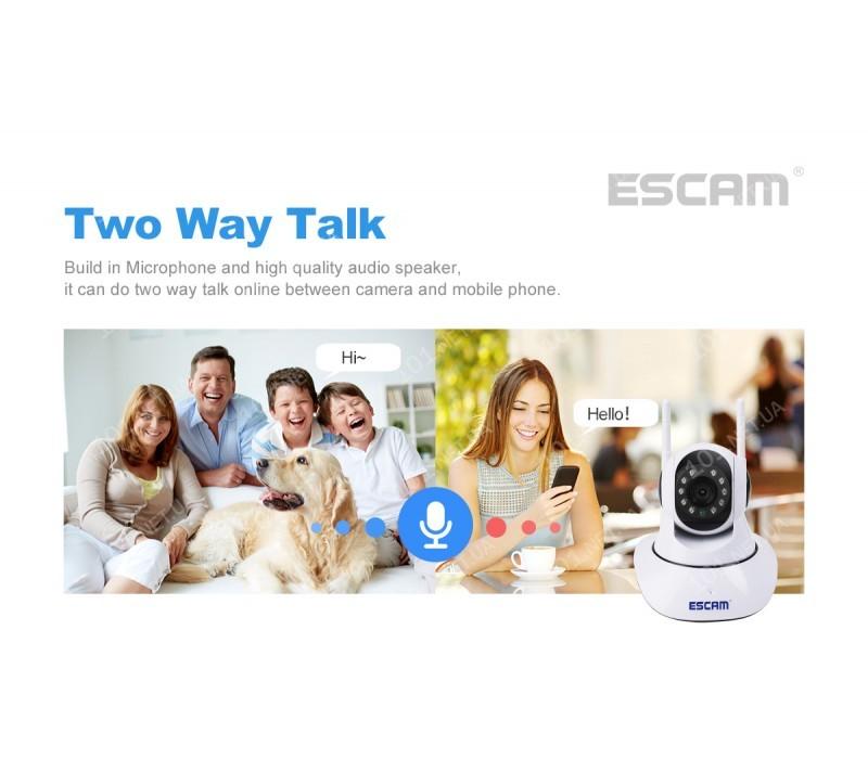 WiFi IP камера ESCAM G02