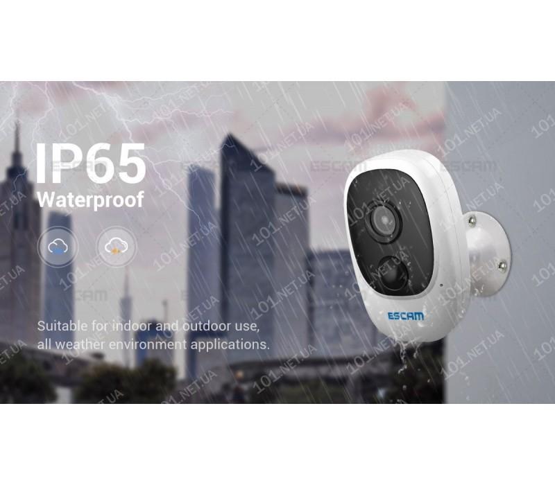 WiFi IP камера Escam G08