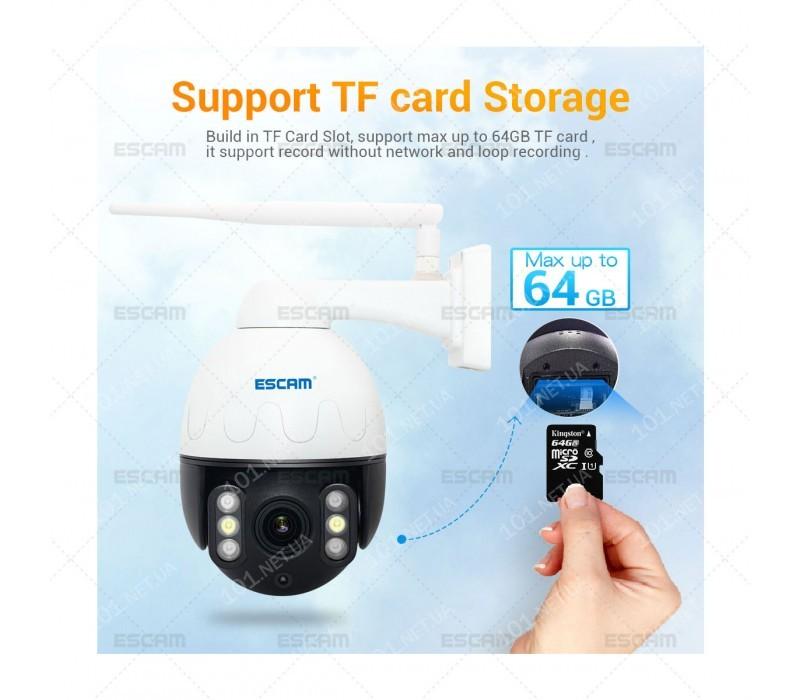 WiFi IP камера ESCAM Q1068