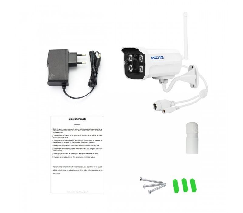 WiFi IP камера Escam QD 900