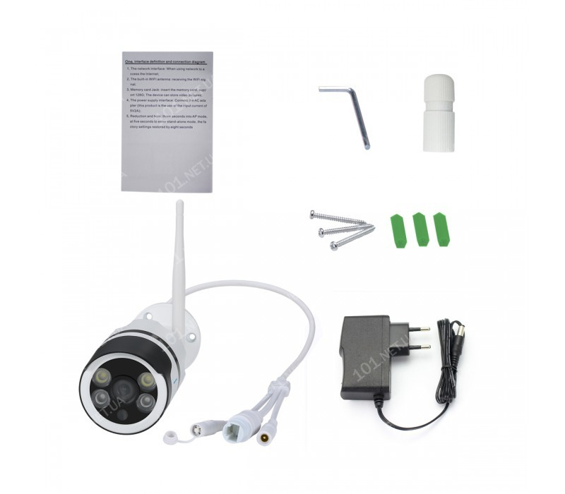 WiFi IP камера ESCAM QF508